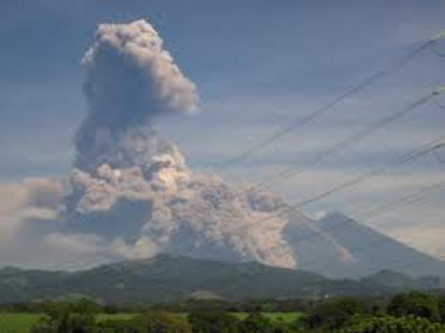Destrucción de Antigua Guatemala (Actual)