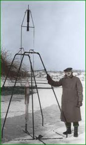 La fusée Goddard
