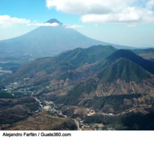 Primera villa de Guatemala