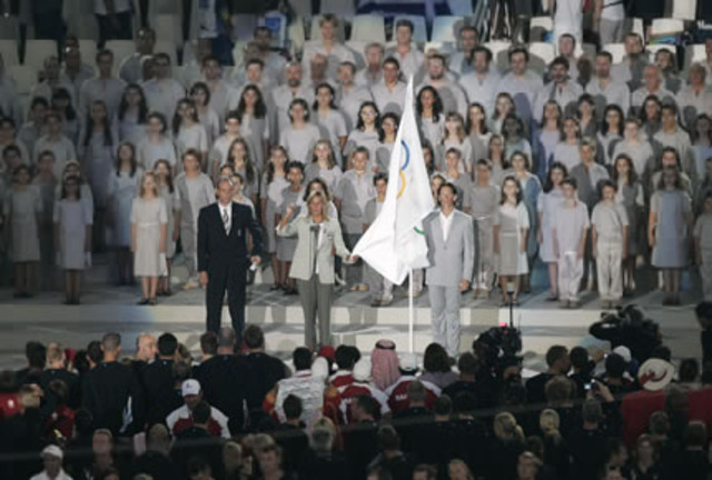 Olympic Oath to Include No Drugs