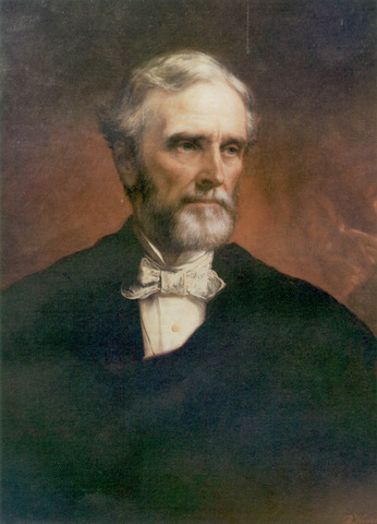 CSA President Davis captured