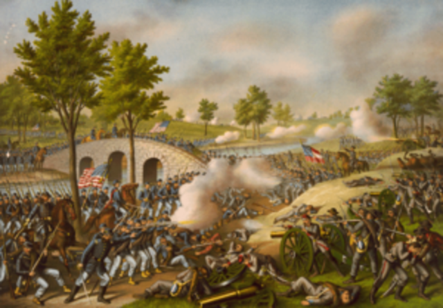 Antietam gives Union Victory