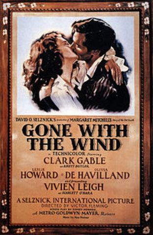 """""""Lo que el viento se llevó"""""""