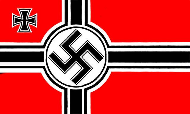 Nazi declare war