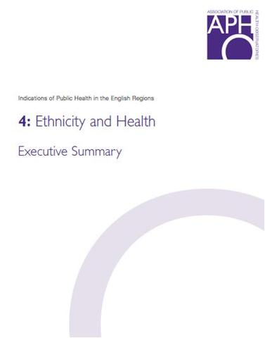 Indications of public health in the English regions 4: ethnic health