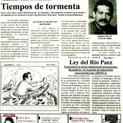 La historia de Hever Erazo & El Informativo timeline