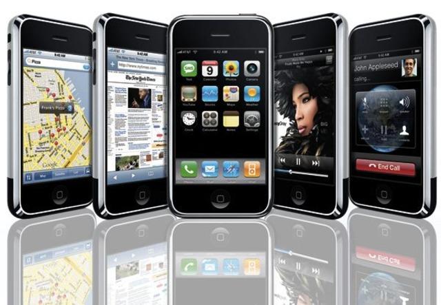 iPhone OS 1.0