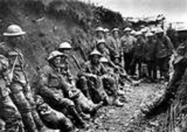World War 1 starts