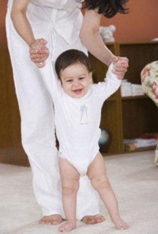 Infancy- Walking