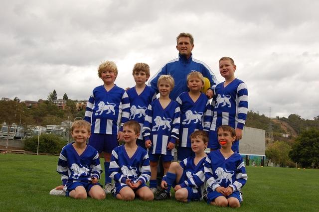 First AFL match