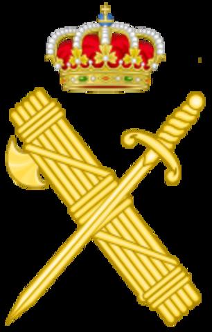 Creation of Civil Guard (1844)