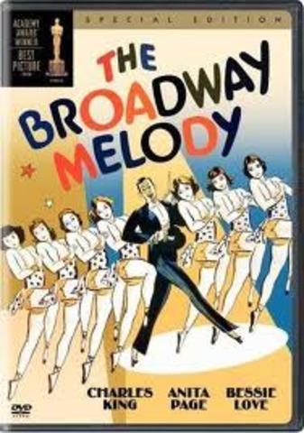 """""""La melodía de Broadway"""""""