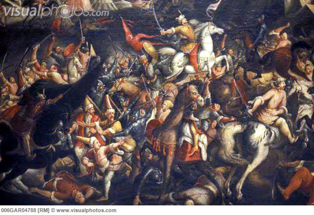 The Troops for the third crusade