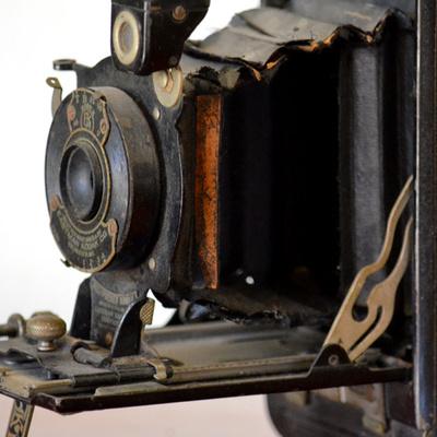 The History of Kodak timeline