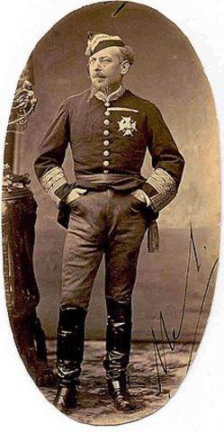 General Pavía 1827
