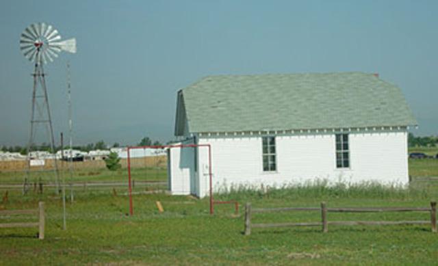 Coal Creek School House