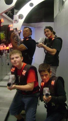 mega zone red team