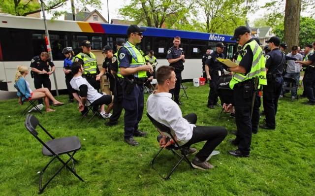 Arrests Rise