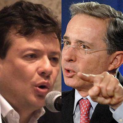 Hollman Morris y su relación antagónica con Álvaro Uribe timeline