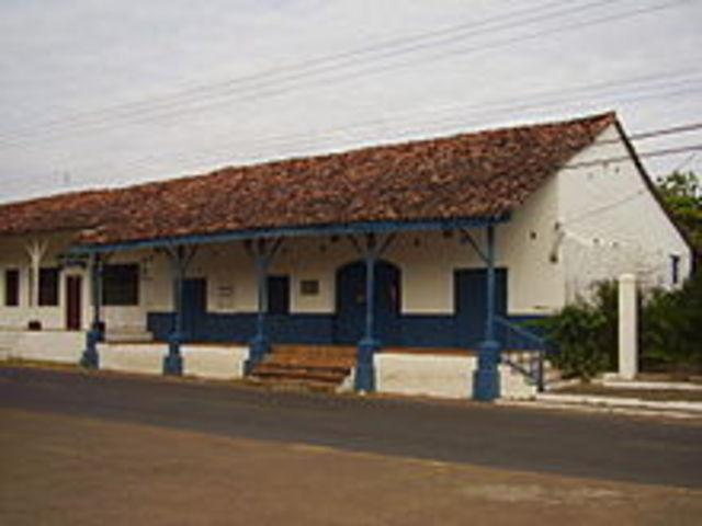 Primer Grito de Independencia en la Villa de Los Santos (Panama)
