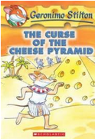 The Curse of the Cheese Pyramid (1)