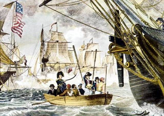 Relations with Great Britain Worsen