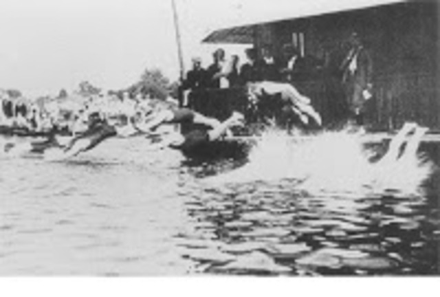Olympic Swimming in Open Water