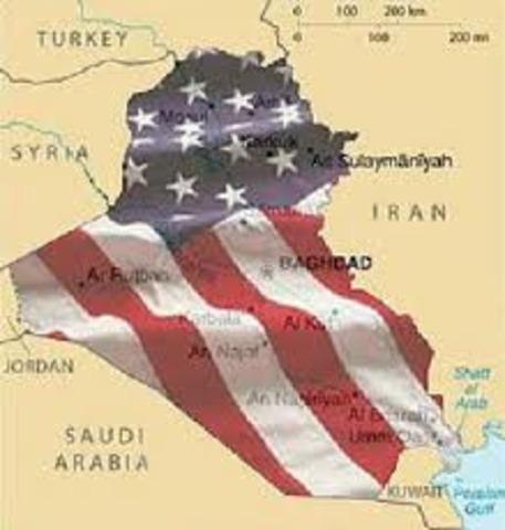 U.S.'s first attack on Iraq