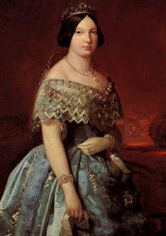 Coronación de Isabel II