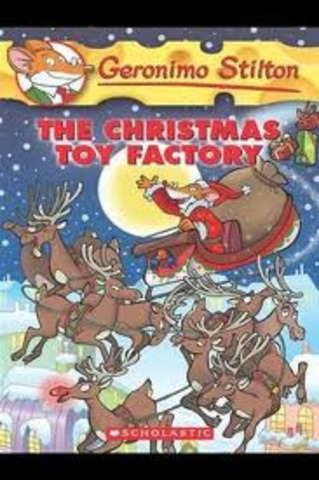 The Christmas Toy Factory!
