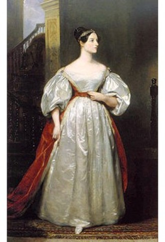 Primera programadora Ada Lovelace