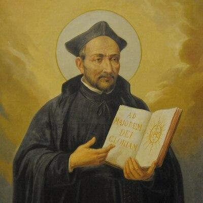 The Life of Saint Ignatius of Loyola timeline