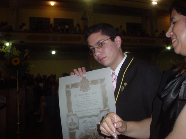 Graduacion Liceo Guatemala , Promoción Diamante