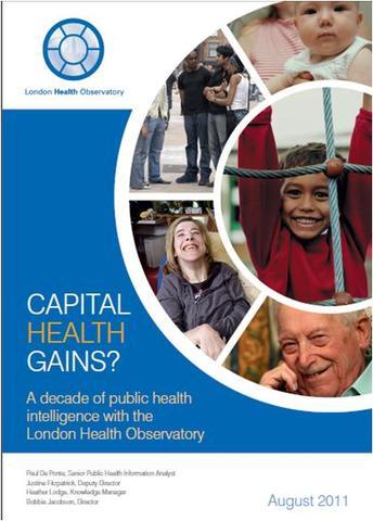 Capital health gains published