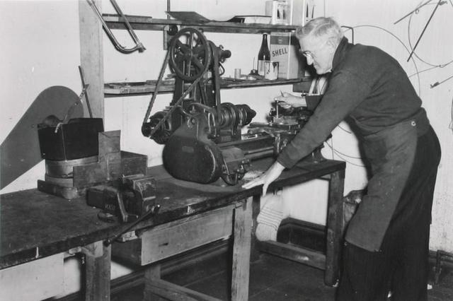 Developing the Emulsion Coating Machine