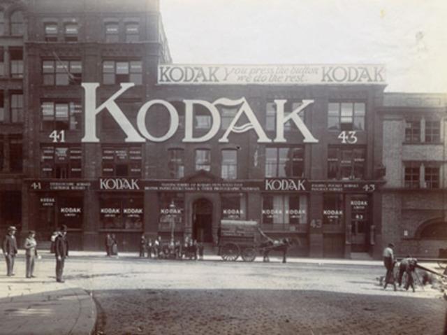 Introducing Kodak