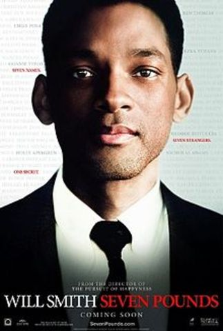 Seven Pounds is released!