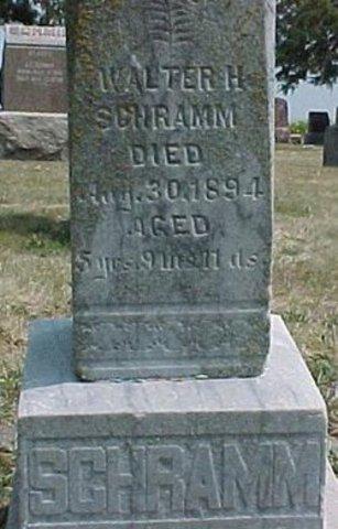 Walter H. Schramm