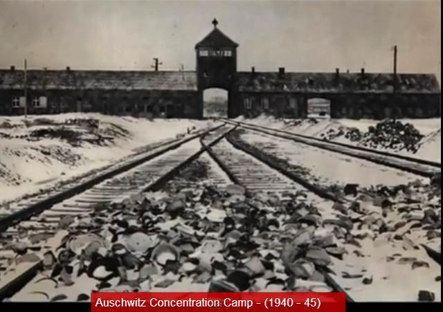 """Auschwitz-Birkenau """"The Death Factory"""""""