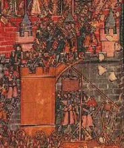 Jerusalem was taken