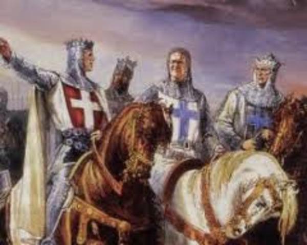 The German Crusaders