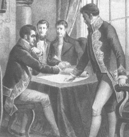 Tratado de Valençay