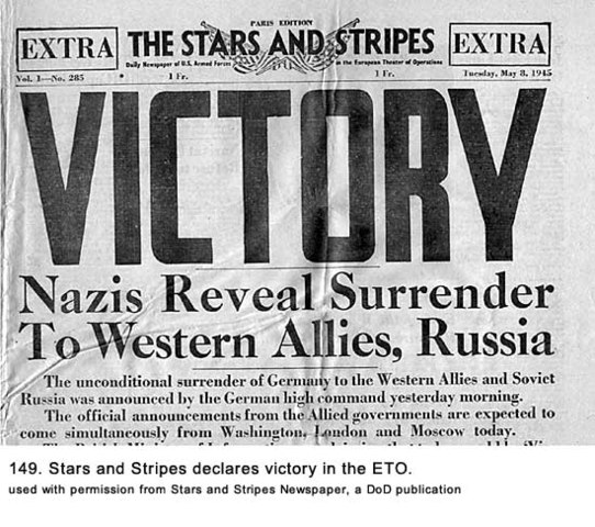 Victoire des Alliés