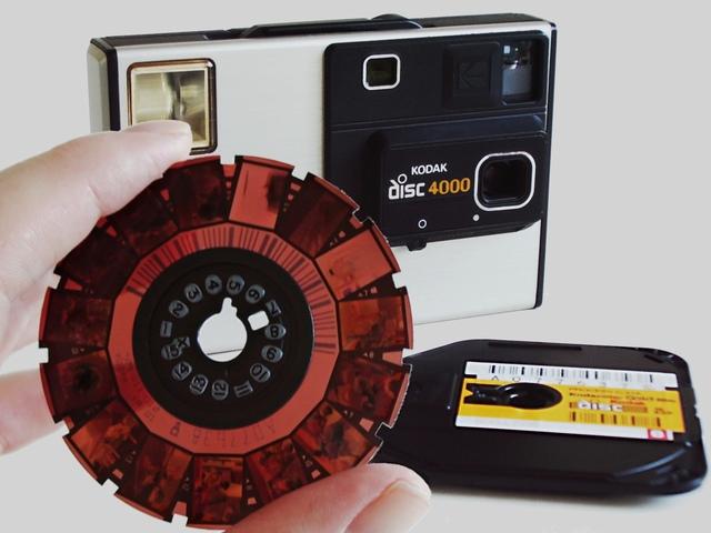 The KODAK Disc 4000