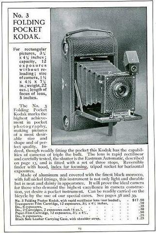 Kodak Folding Pocket