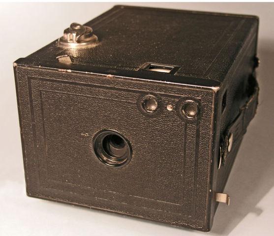 Kodak introduced first Brownie