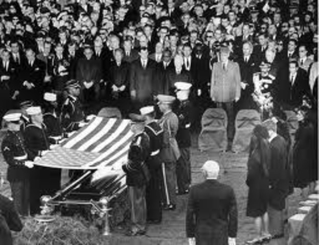 Presiden Kenndy Assassinated