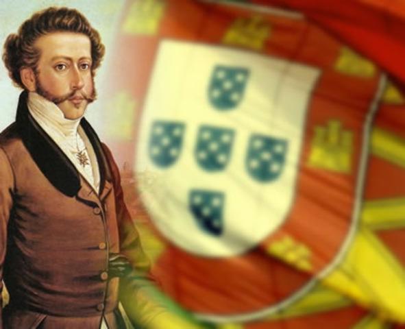 Reconhecimento da independência do Brasil por Portugal.
