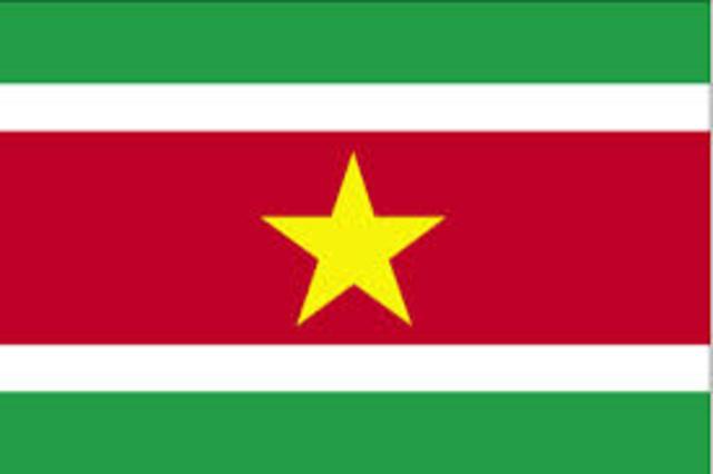 Independencia de Surinam