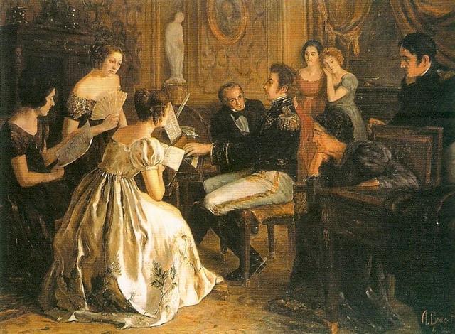 D. Miguel dissolve as Câmaras e proibe o Hino da Carta.
